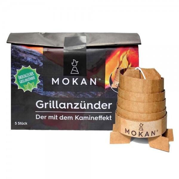 MOKAN Grillanzünder – 5er Pack